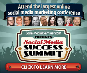 Social Media Success Summit 2014. Always worth the money.